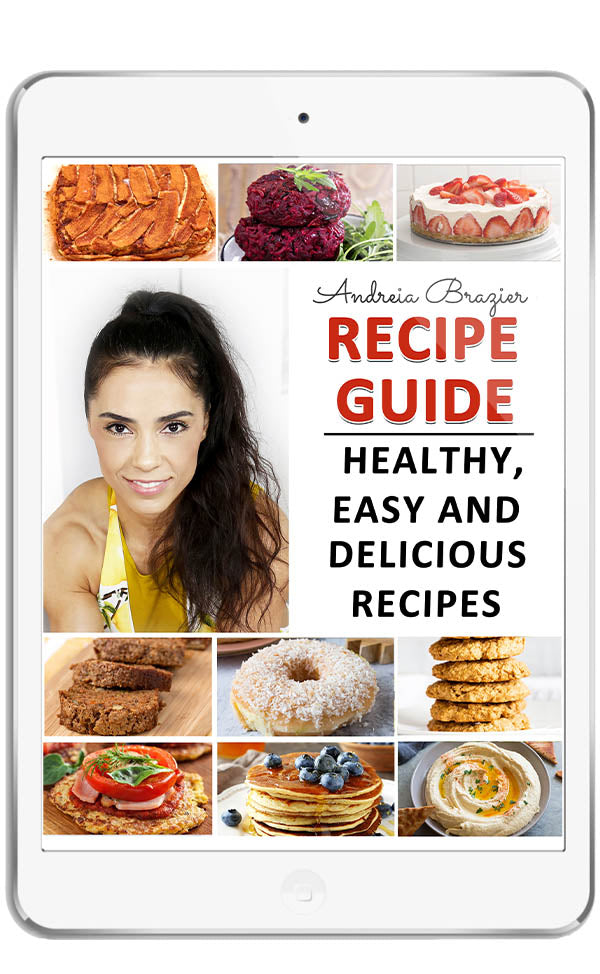 Healthy Easy & Delicious Recipe Guide