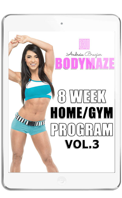 BODYMAZE VOL.3 (8 WEEKS)