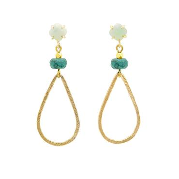 Alfie Earring by ARIA V