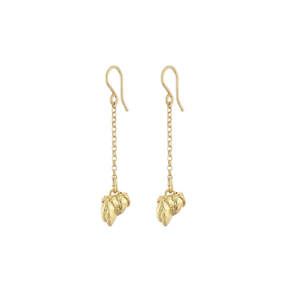 Percebes Shell drop earring