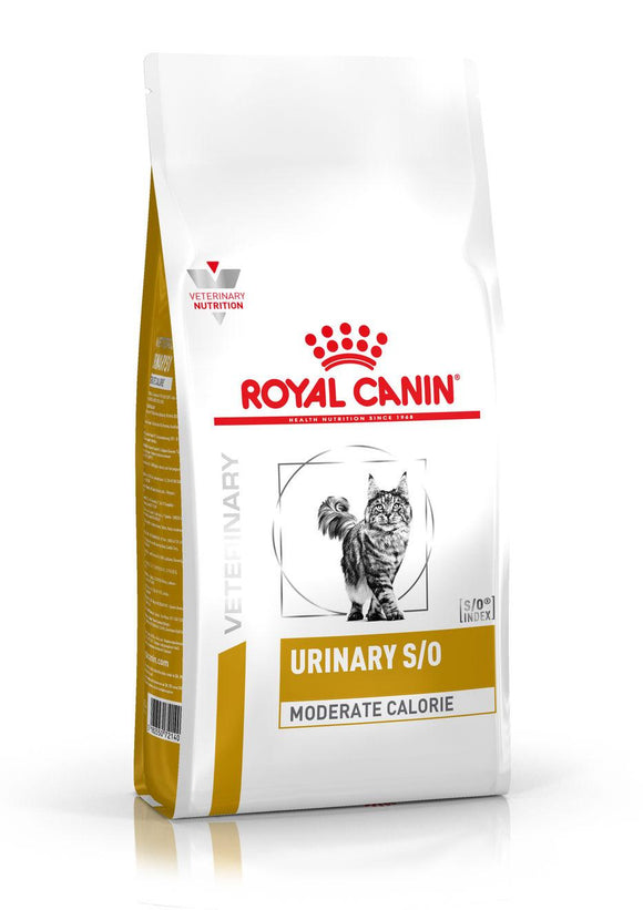 Royal Canin UrinaryS/O moderate calorie 3,5kg kat