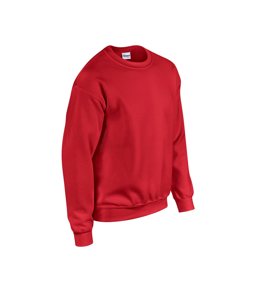 Gildan 1801 - Red - XL
