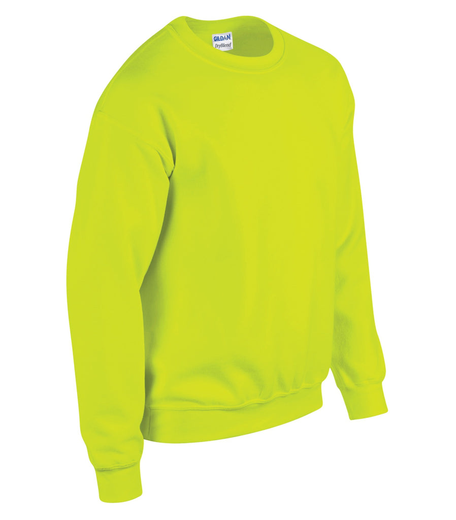 Gildan 1801 - Safety Green - XL