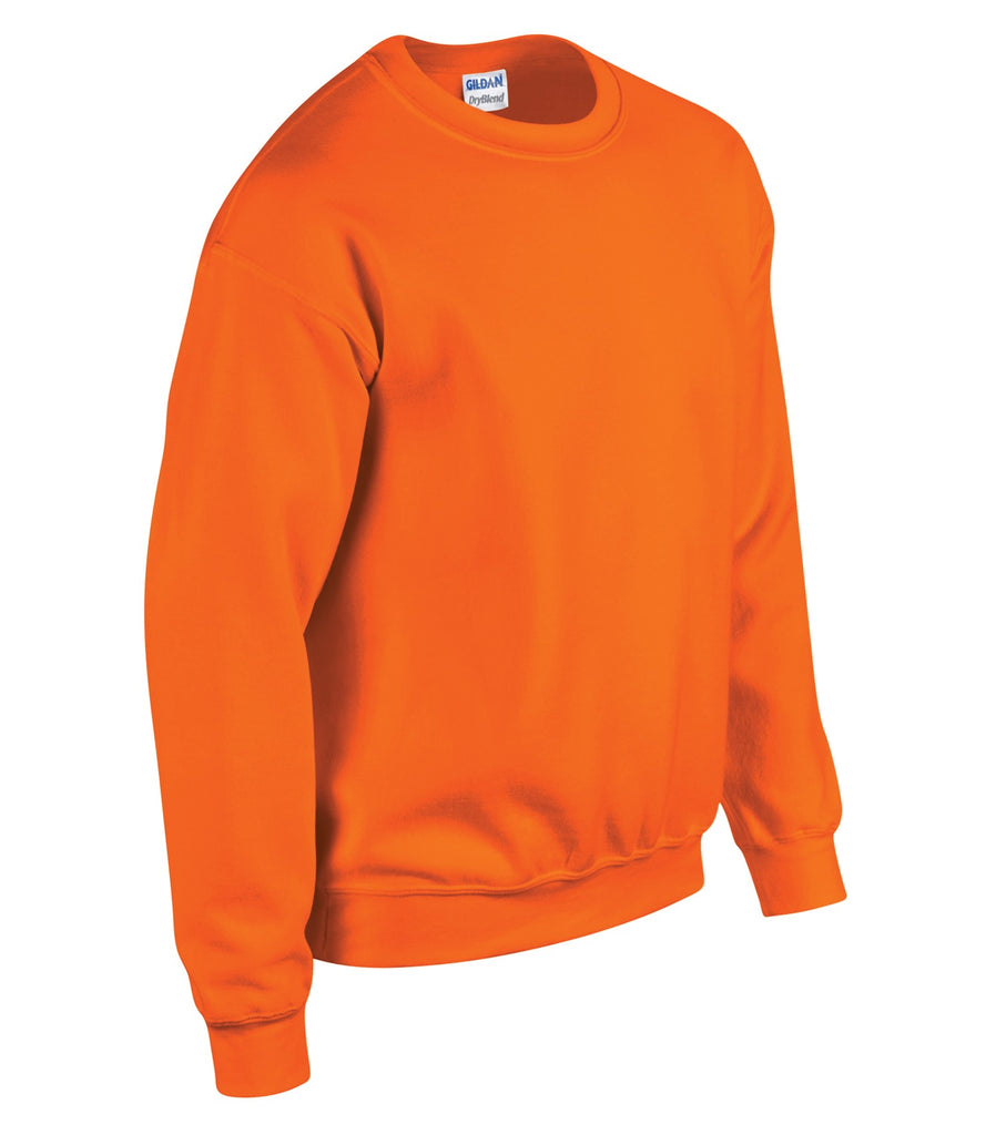 Gildan 1801 - Safety Orange - XL