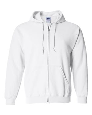 Gildan Heavy Blend™ Full-Zip Hooded Sweatshirt - 18600