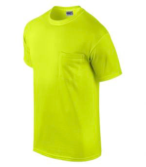 Gildan 2300 - Safety Green - XL