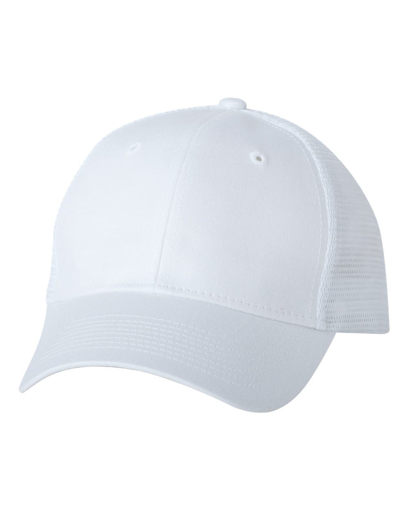 Valucap Mesh-Back Trucker Cap