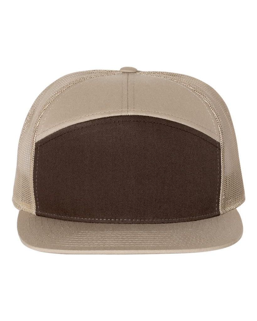 Richardson Seven-Panel Trucker Cap