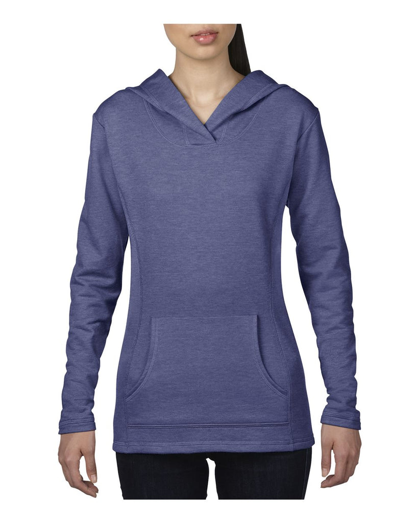 Anvil Women's Hooded French Terry Pullover