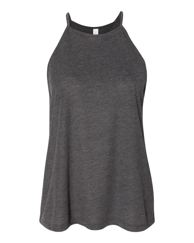 Bella  Canvas Women's Flowy High-Neck Tank