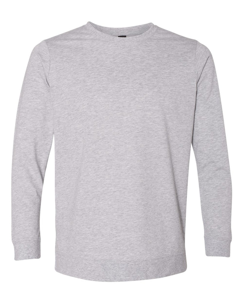 Anvil Unisex Lightweight Terry Sweatshirt