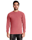 Next Level 7401 - Adult Inspired Dye Long Sleeve Crew Shirt