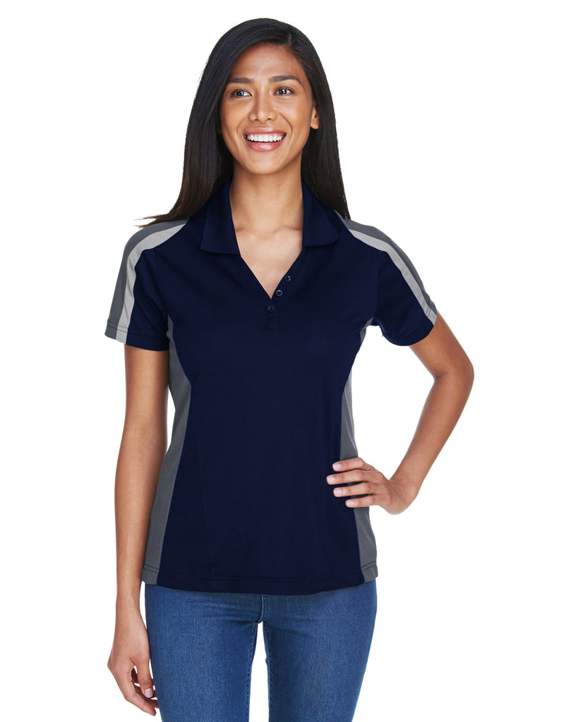 Ash City Extreme 75119 - Ladies Eperformance™ Strike Colourblock Snag Protection Polo Shirt