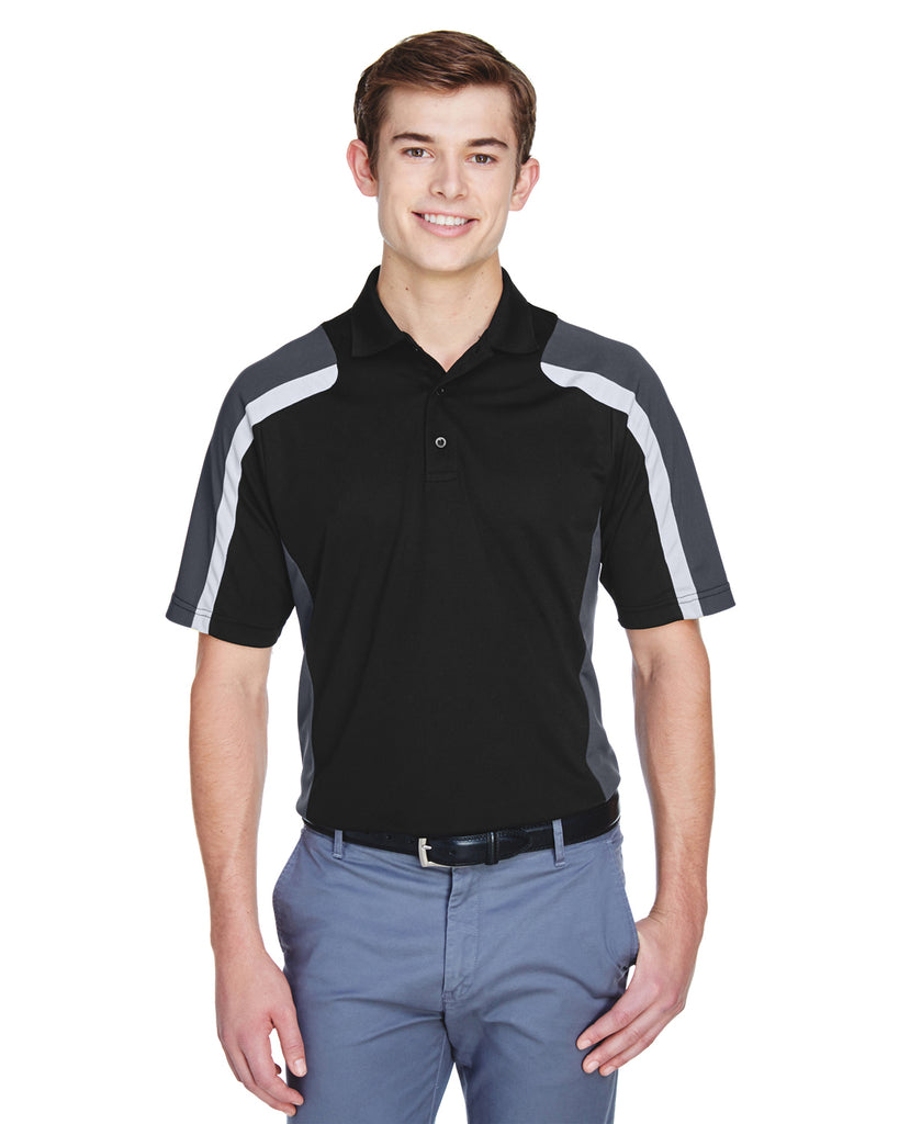 Ash City Extreme 85119 - Extreme 85119 - Men Eperformance™ Strike Colourblock Snag Protection Polo Shirt