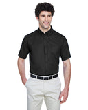 "Ash City Core 365 88194T - Optimum Core 365""¢ Men's Short Sleeve Twill Shirts"