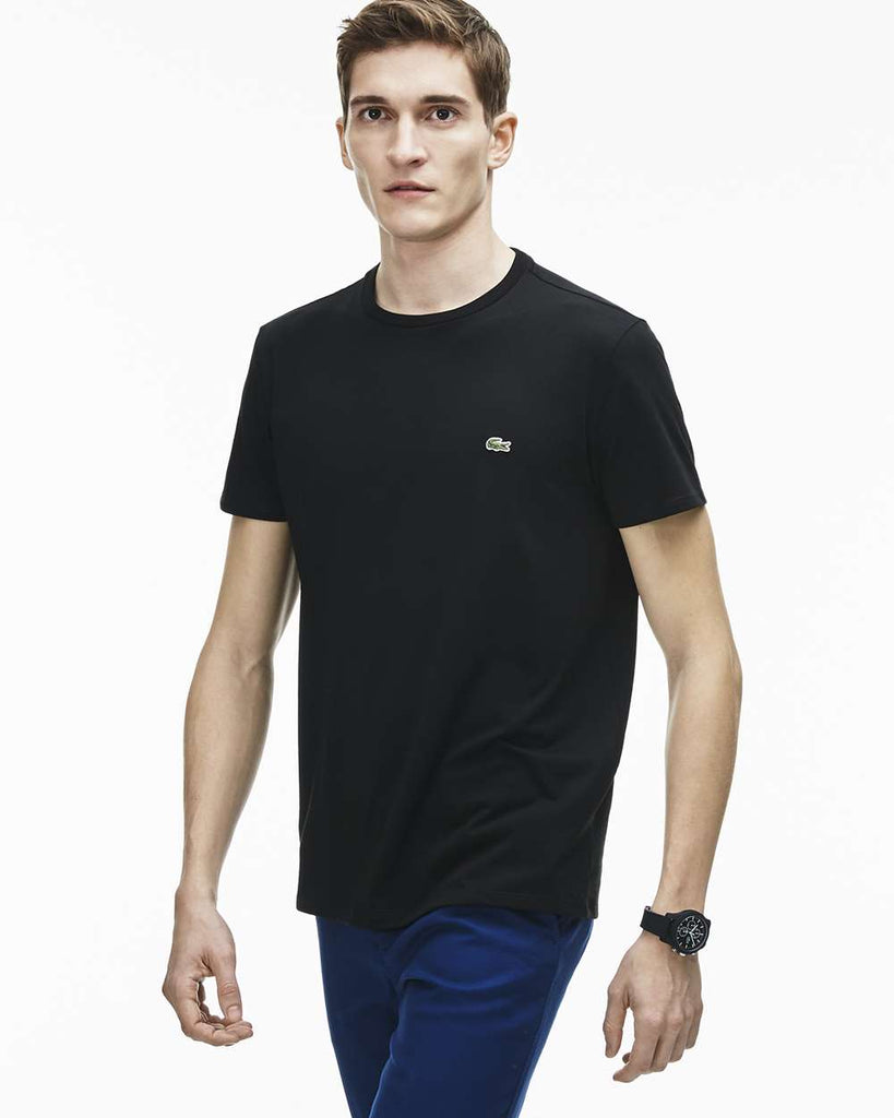 Lacoste Pima Cotton Crewneck T-Shirt
