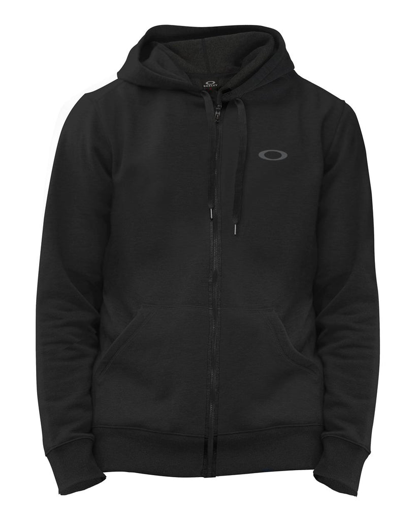 Oakley Fleece Hooded Full-Zip Sweatshirt
