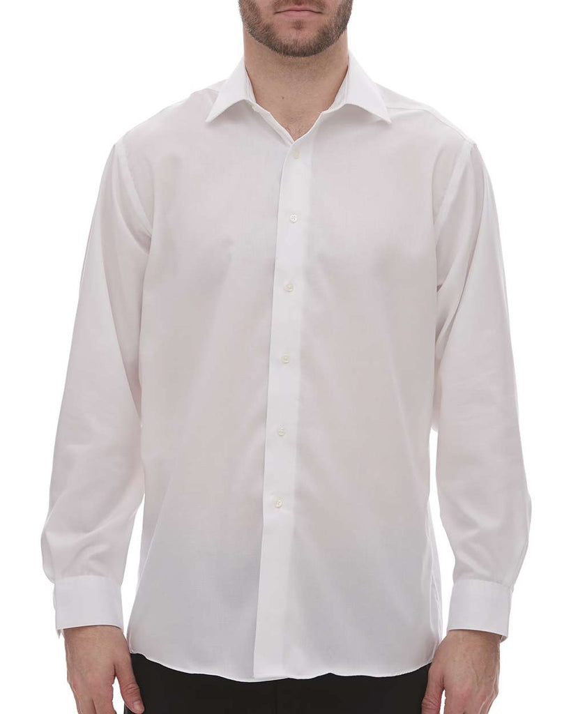 Calvin Klein Non-Iron Dobby Dress Shirt