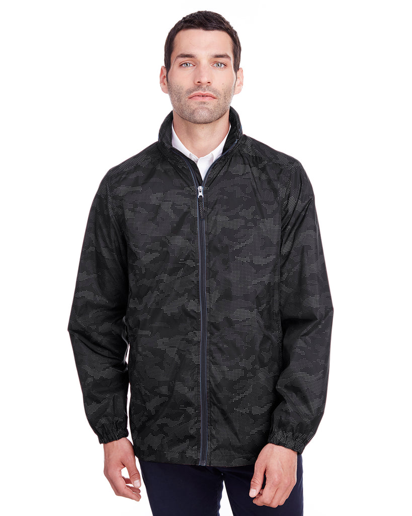 North End Men's Rotate Reflective Jacket  NE711