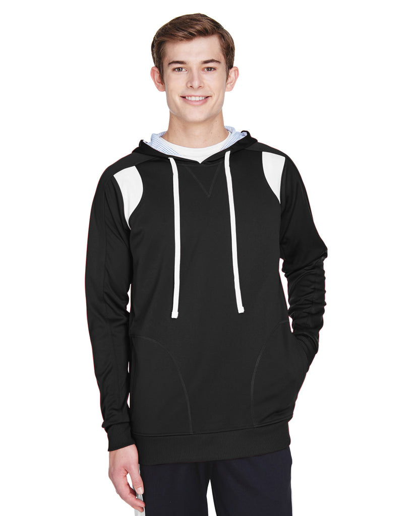 Team 365 TT30 Men's Elite Performance Hoodie Sweatshirt