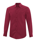 Coal Harbour D6013 - Rich Red - XS