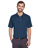 Devon & Jones Mens Pima Tech Jet Piqué Polo DG200