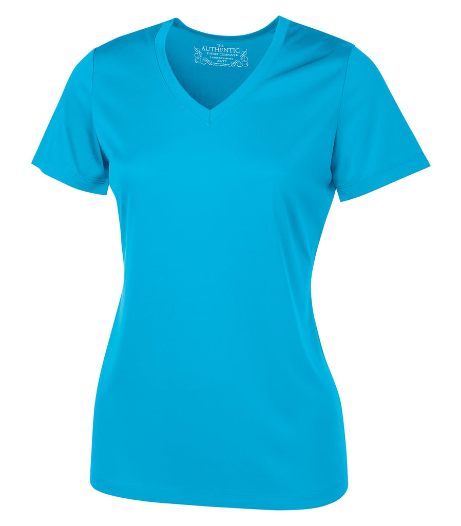 Atc Pro Team Short Sleeve V-Neck Ladies Tee L3520