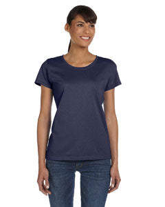 Fruit of the Loom Ladies' 8.3 oz./lin. yd. HD CottonTM T Shirt L3930R