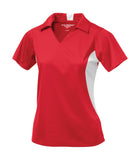 Coal Harbour L4001 Snag Resistant Colour Block Ladies Sport Shirt