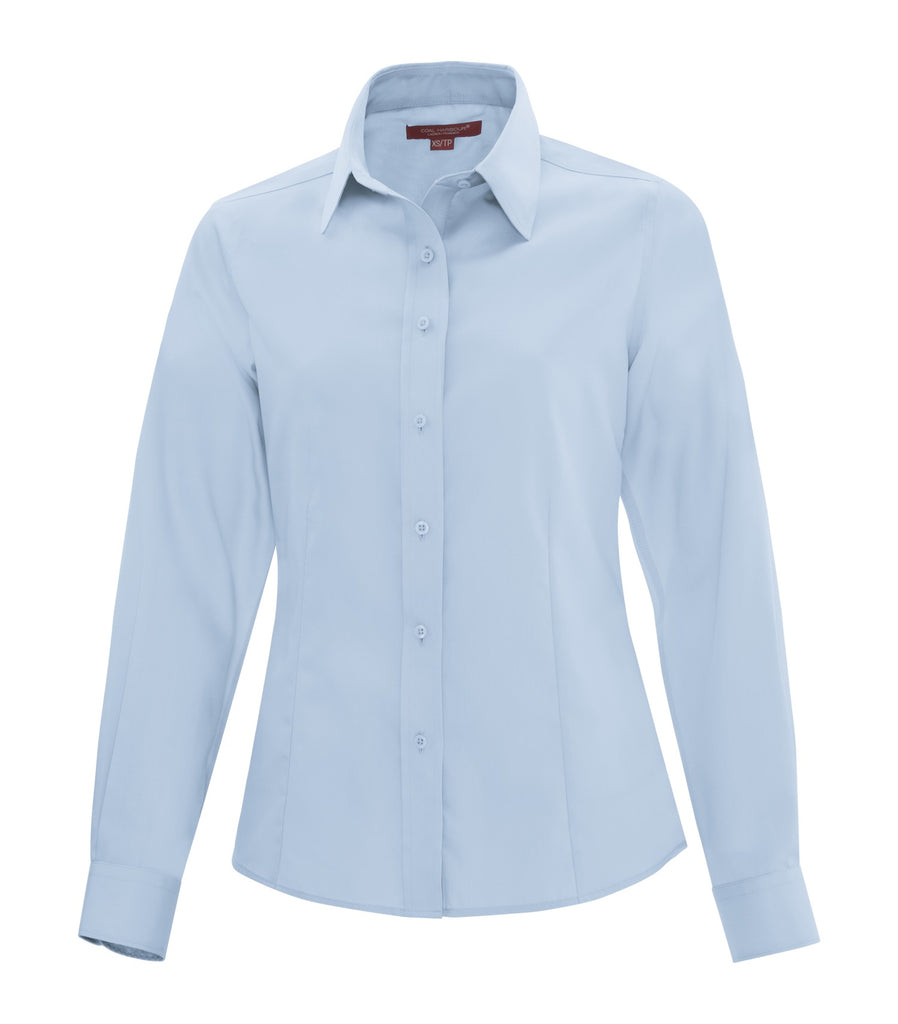 COAL HARBOUR® NON-IRON TWILL LADIES' SHIRT