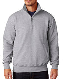 Champion 12 oz./lin. yd. Double Dry Eco® Quarter Zip Pullover S400
