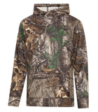 Realtree Y2034 Tech Fleece Hooded Youth Sweatshirt