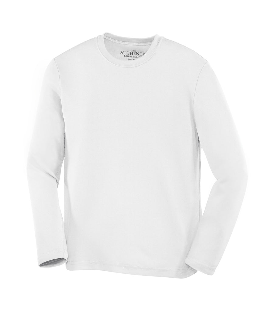 atc pro team long sleeve youth tee   y350ls