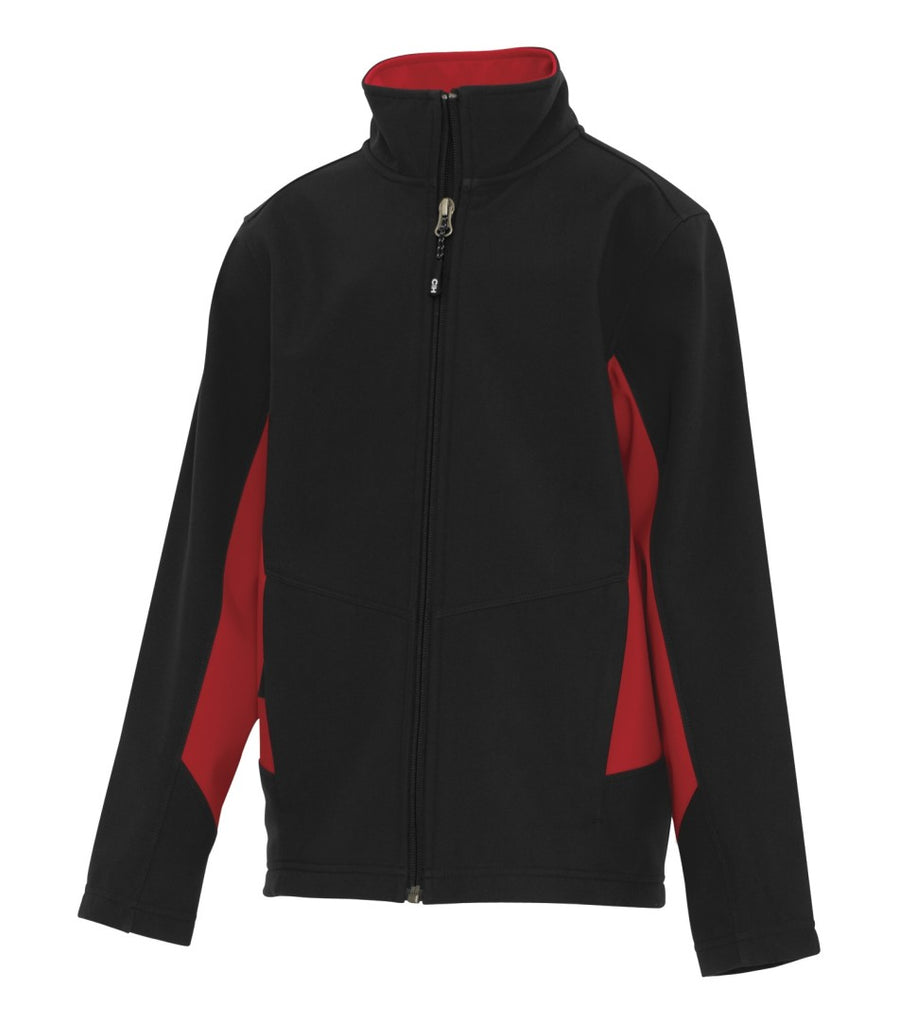 Coal Harbour Y7604 Everyday Colour Block Soft Shell Youth Jacket