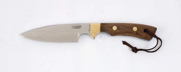 "Argentine Gaucho Hunting Knife Carbon Steel. 5.5"" Blade . Mission Argentina."