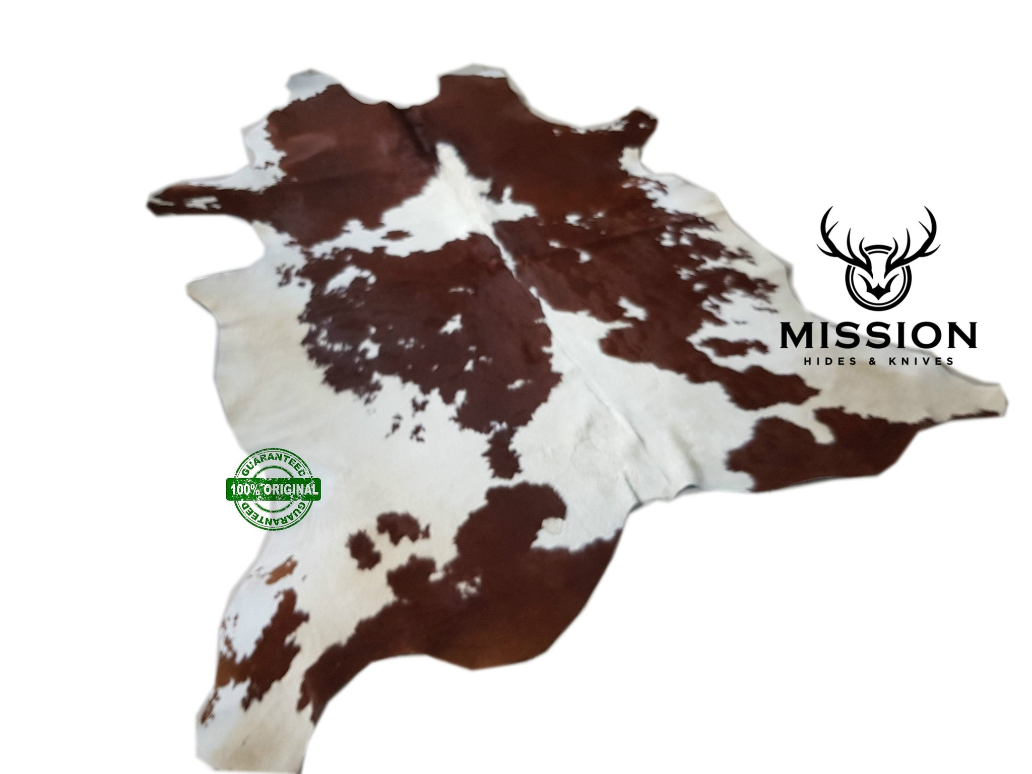 Cowhide Rug LARGE  Kuhfell Teppich Cow Hide