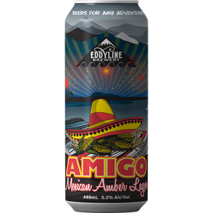 NEW! Amigo Mexican Lager
