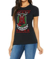 "Krampus ""Ugly Christmas"" Womens Baby-Doll T-Shirt"