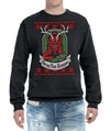 "Krampus ""Ugly Christmas"" Sweatshirt"