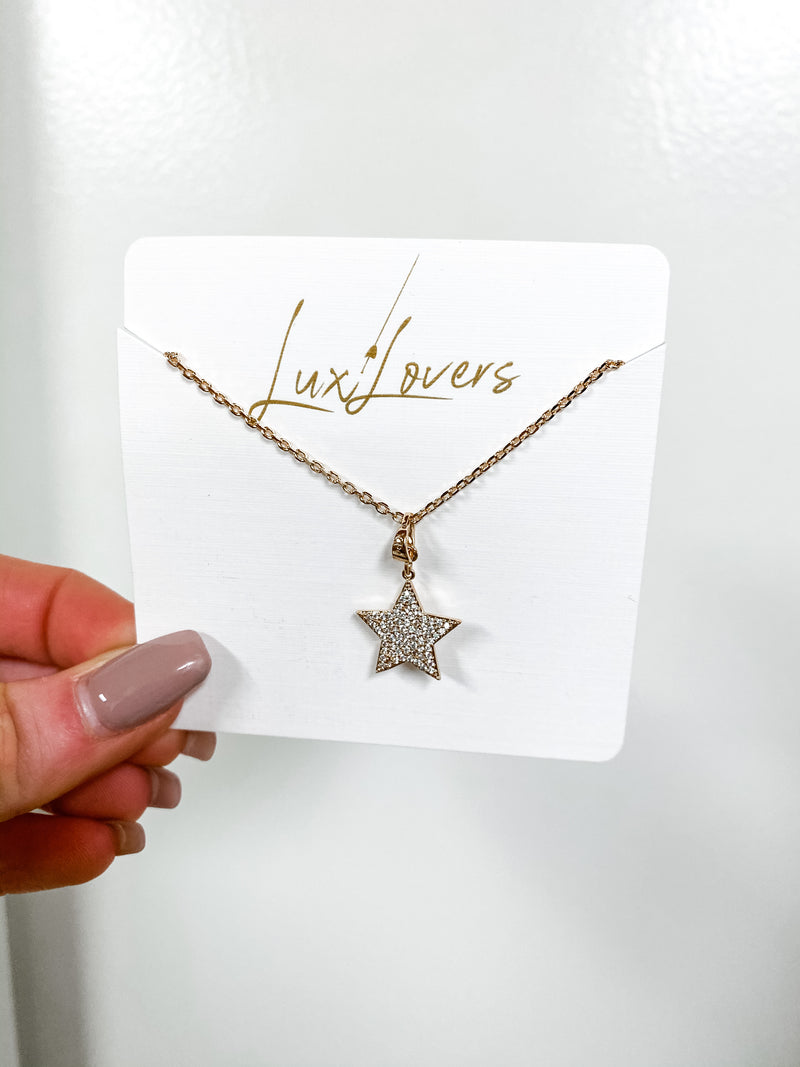 Lux&Lovers - Star Necklace