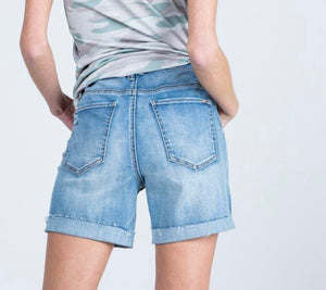 Special A High Rise Destroyed Shorts