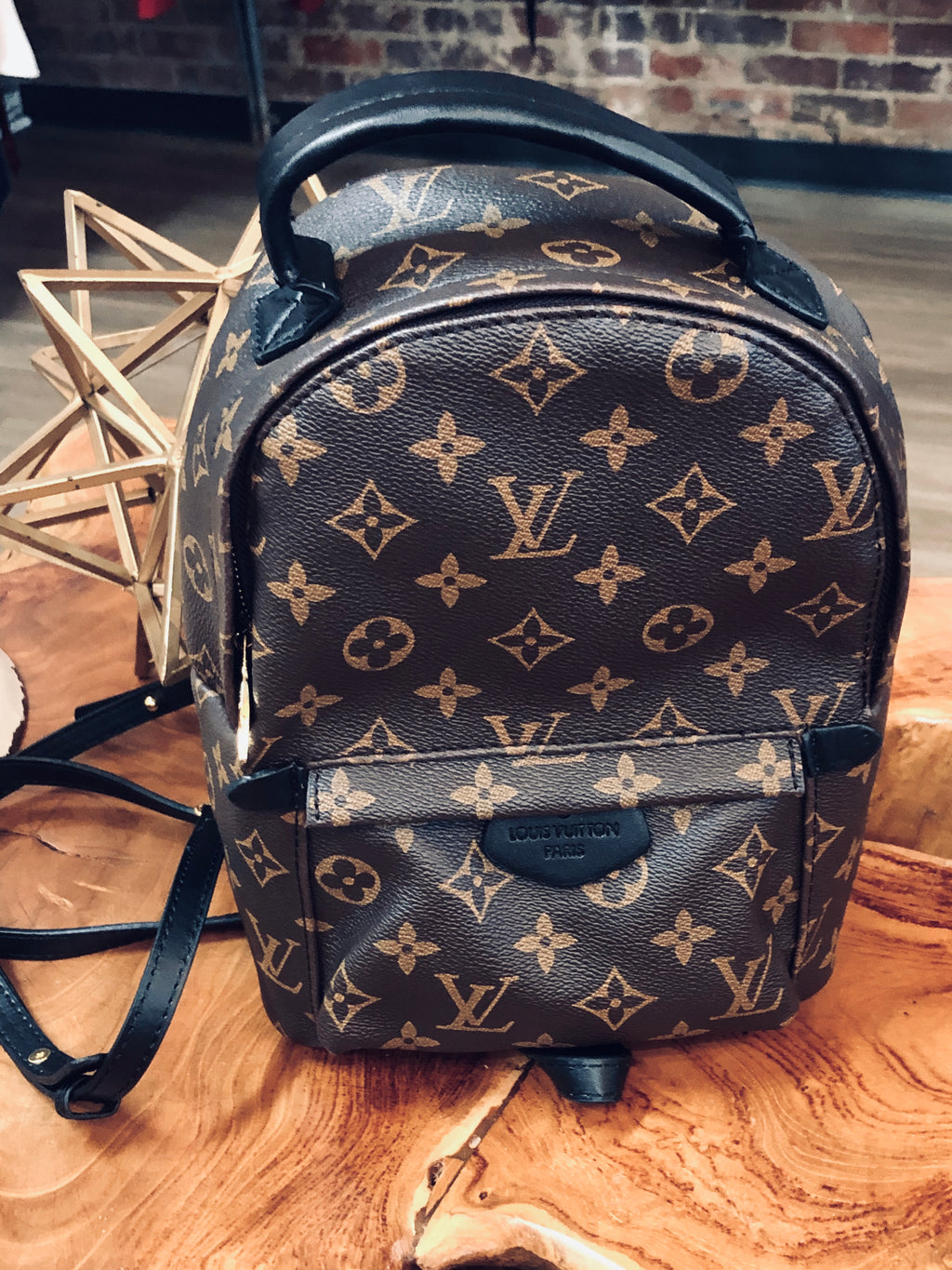 Louis Vuitton Backpack Designer Dupe