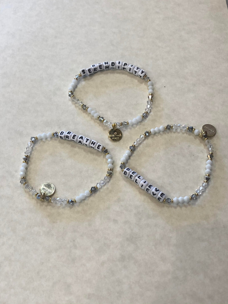 Little Words Bracelet - Empire