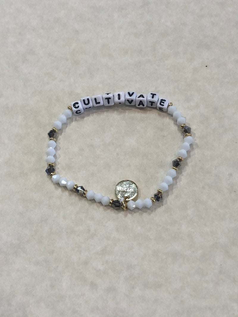 Little Words Bracelet - Sandstorm