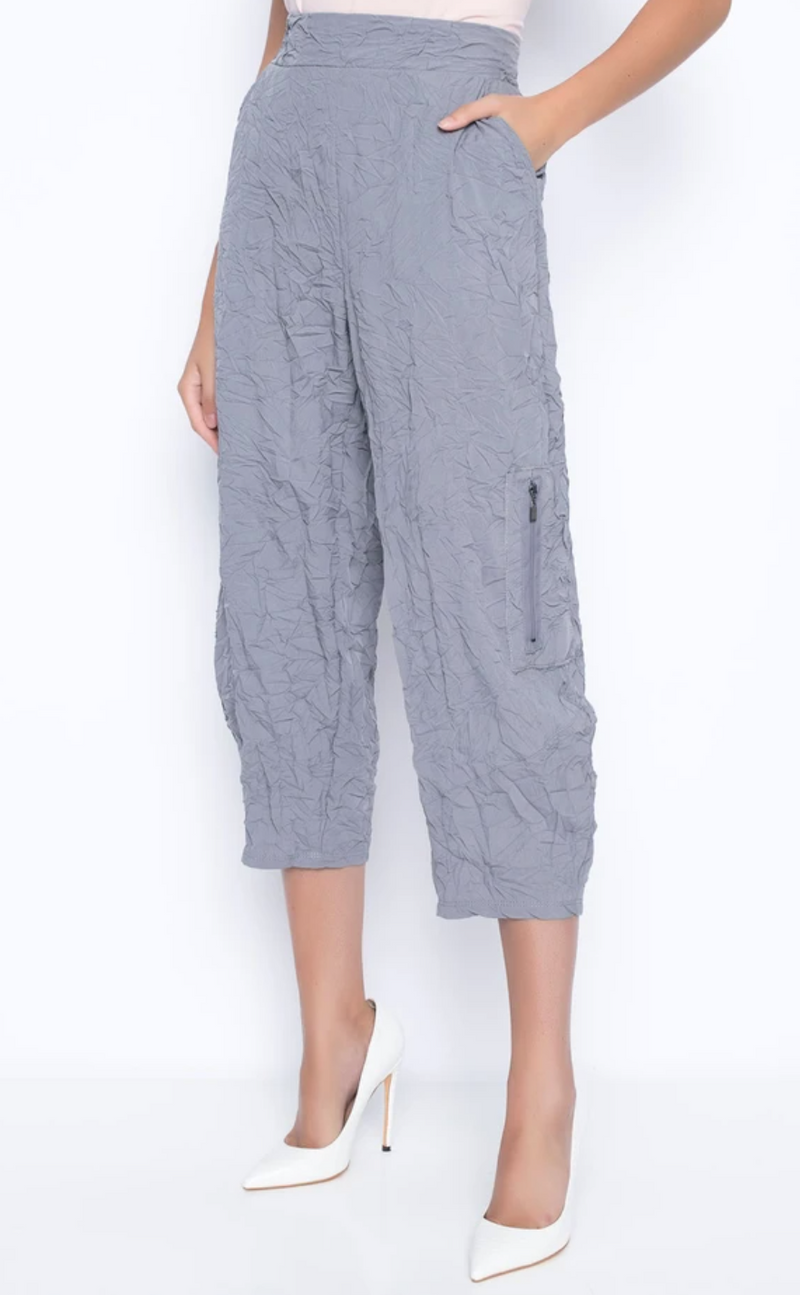 Picadilly Side Pocket Balloon Pants