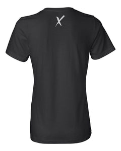 Hoax T-Shirt in Women's Black