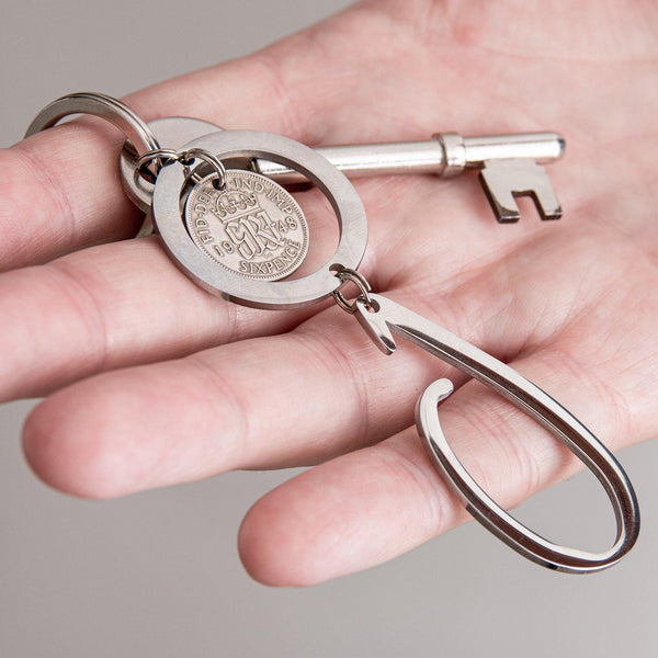 Initial Coin Keyring - MW Studio