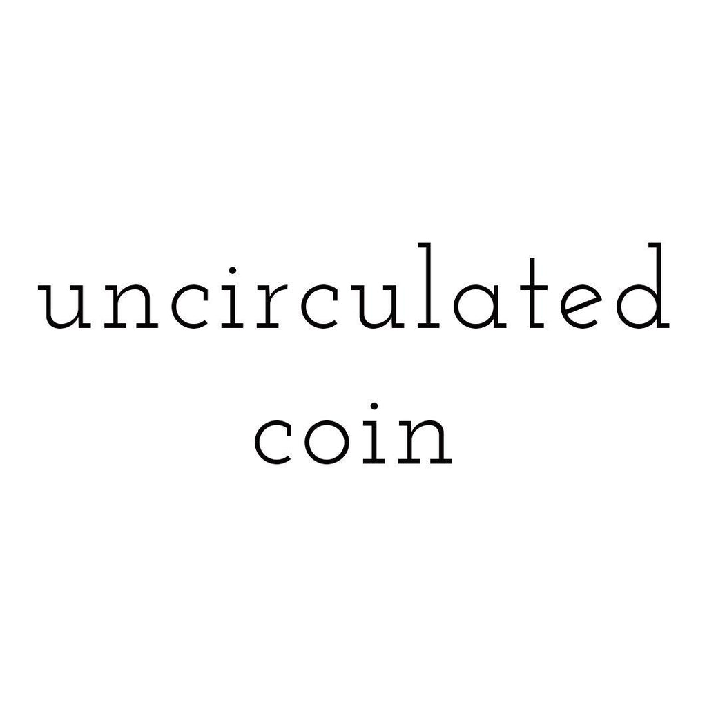 Uncirculated coin - MW Studio