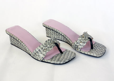Alat Wedge Sandal - Sediment