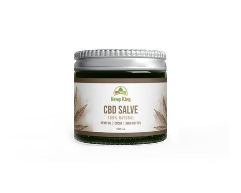 Maść CBD Salve 1% - 100ml